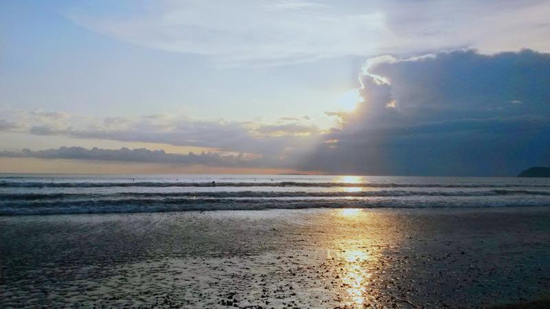Jacó Beach Sunset