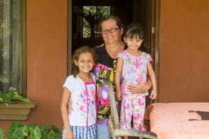 Home stay in Costa Rica