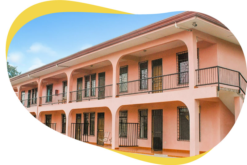 Student Apartments Jaco Spanish school