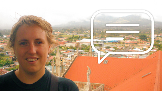 Helena, Spanish student testimonial