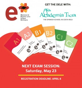 DELE Exam in Costa Rica