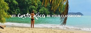 Let Costa Rica be your Spanish classroom