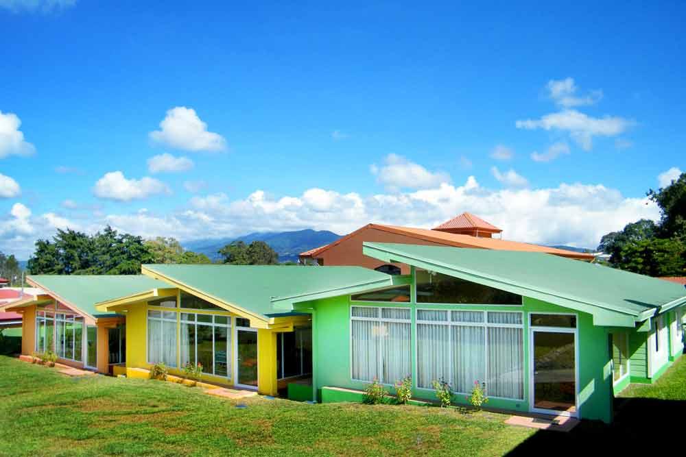 Accommodation: Student Residence Coronado view