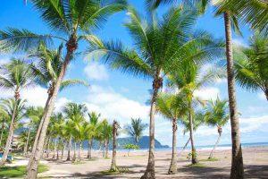 Jacó Beach our second Spanish school location