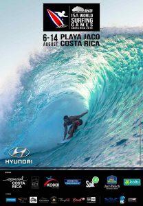 ISA World Surfing Games 2016 in Jacó Beach