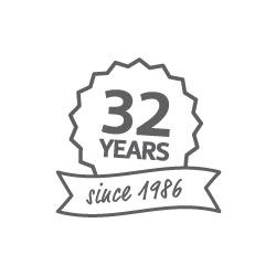 ¡Más de 30 años de experiencia!