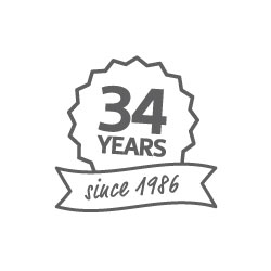 More than thirty years of experience!