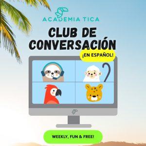Academia Tica's Club de Conversación