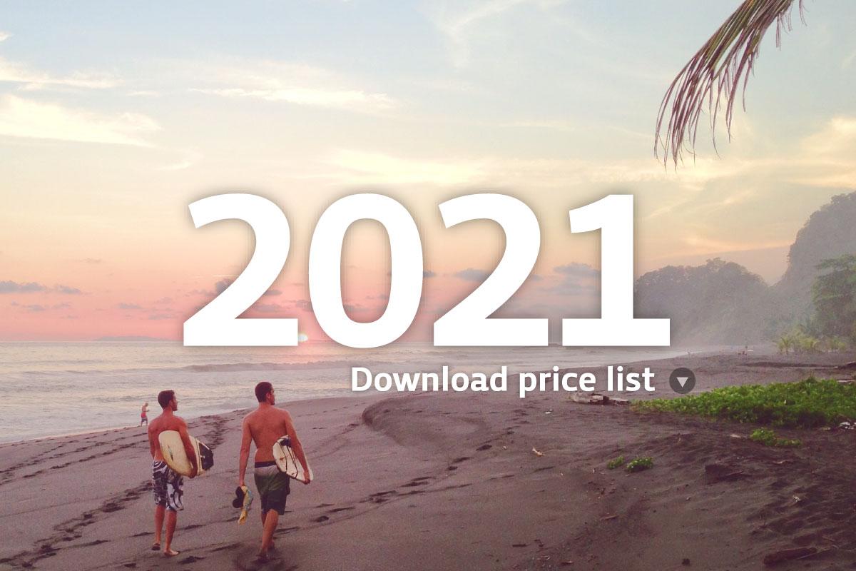 Download Academia Tica Spanish School price list